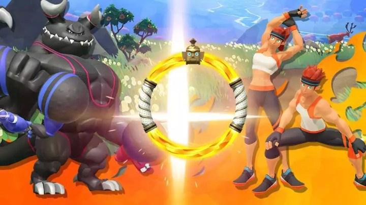 Super Smash Bros. Ultimate adiciona personagens de aventura em forma de anel ao tabuleiro de espíritos