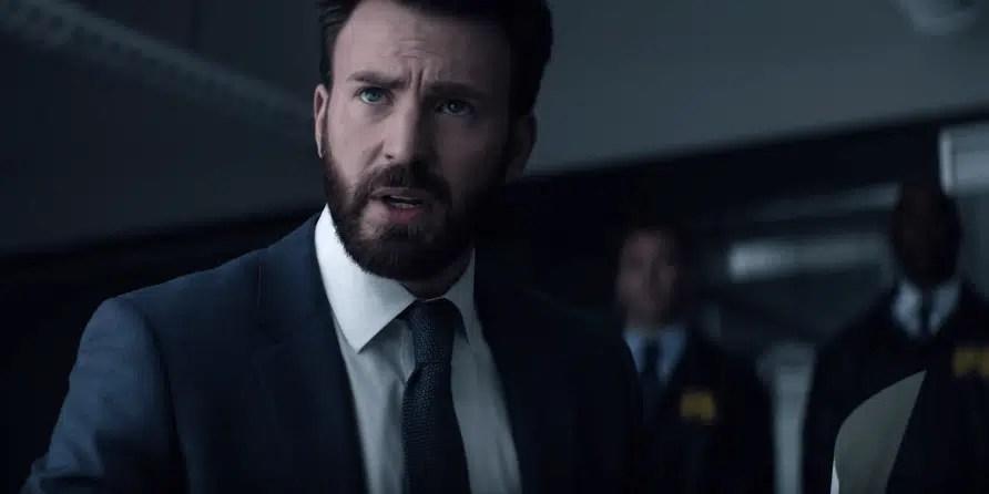 Chris Evans, do Capitão América, é um pai levado ao limite no trailer da série dramática Apple Plus