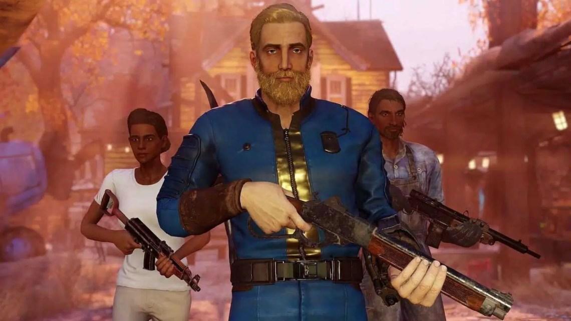 Detalhes detalhados de novos eventos do Fallout 76, lançados ao lado de uma enorme atualização de desertos