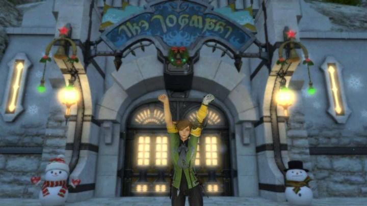 Final Fantasy 14 não o expulsará durante o surto de coronavírus