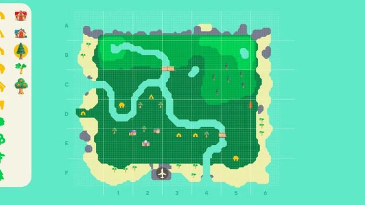 Comece a planejar sua ilha Animal Crossing: New Horizons com este jogo de navegador feito por fãs