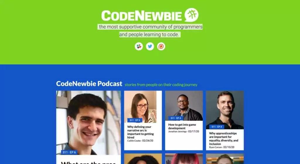 12 Melhores Podcasts de Web Design para 2020