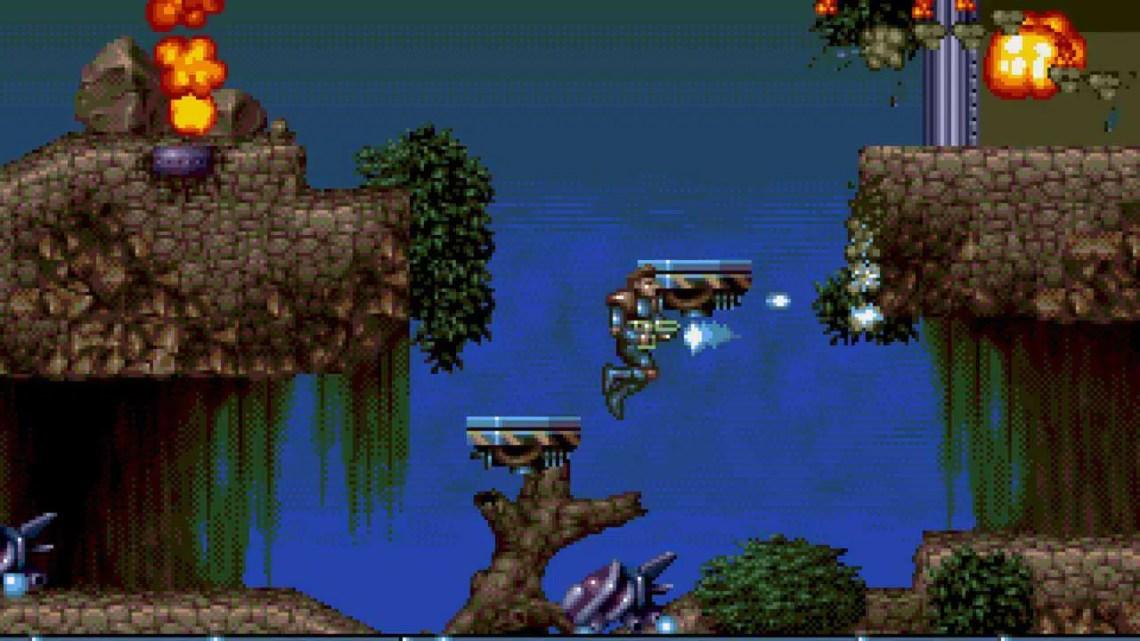 Jogo inédito do desenvolvedor Battlefield de 1994, Ultracore, já está disponível