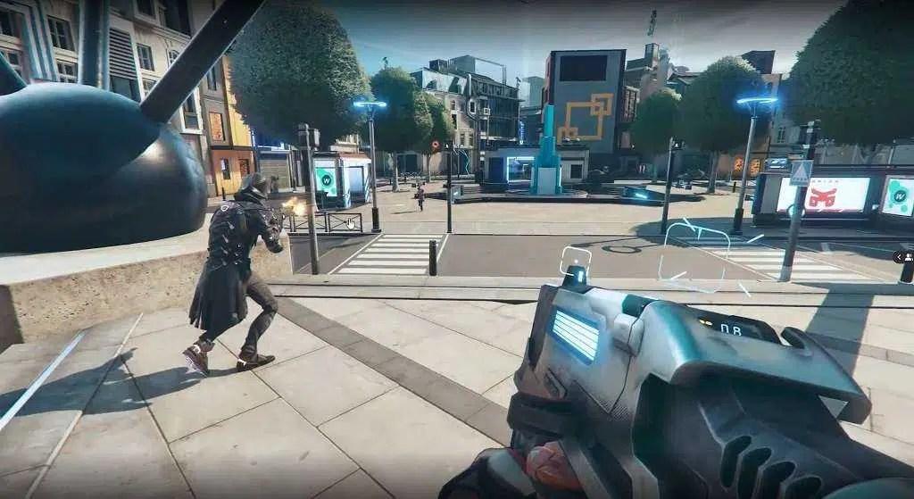Ubisoft provoca Hyper Scape, supostamente um novo jogo do Battle Royale