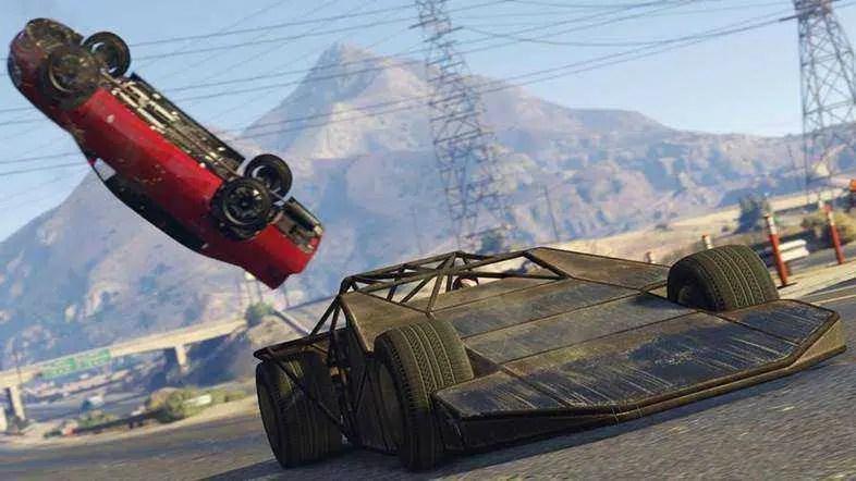 GTA 5 confirmado para PS5 em 2021