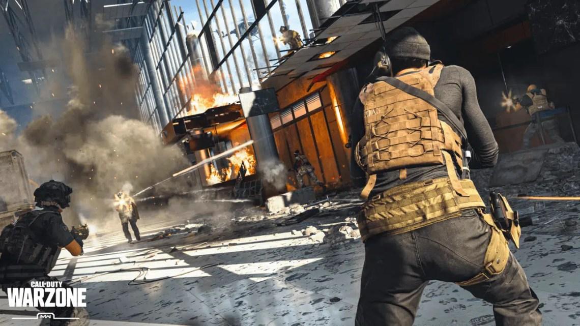 Call Of Duty: Warzone adiciona novos eventos no jogo, incluindo Jailbreak