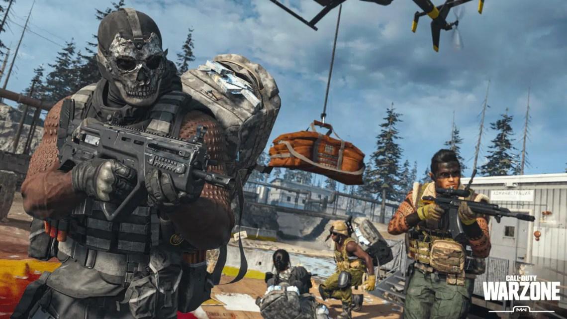 Espere uma atualização enorme para Call Of Duty: Modern Warfare e Warzone Season 4