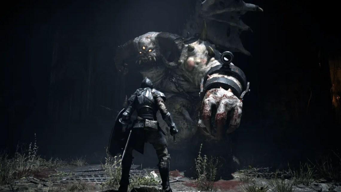 Remake de Demon's Souls anunciado para PS5, veja as impressionantes capturas de tela