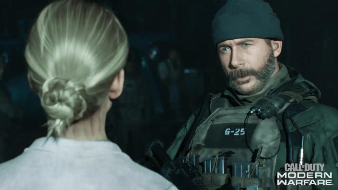 Call Of Duty: Gaz junta-se à zona de guerra e à guerra moderna em nova atualização