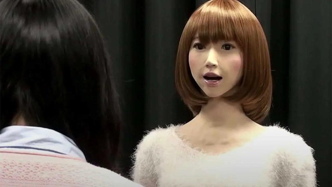 Primeira estrela de cinema de robô de IA do mundo é lançada em filme de ficção científica de US $ 70 milhões