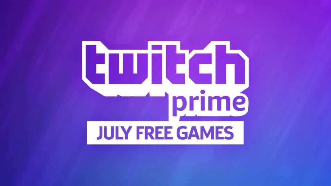 Anunciados os 5 jogos gratuitos do Amazon Prime para julho de 2020