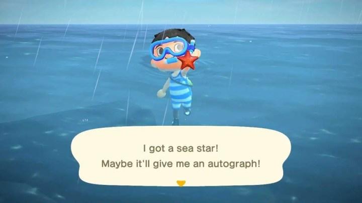 Guia de novas criaturas do mar – Animal Crossing: New Horizons