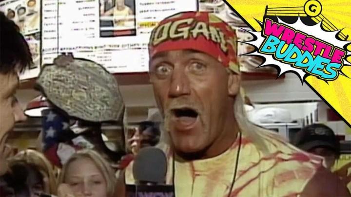 Pastamania de Hulk Hogan, DDT Pro Wrestling e muito mais |  Wrestle Buddies Episódio 10