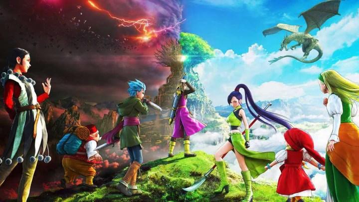 Final Fantasy, Dragon Quest Games Ganhe enormes descontos no Humble Bundle