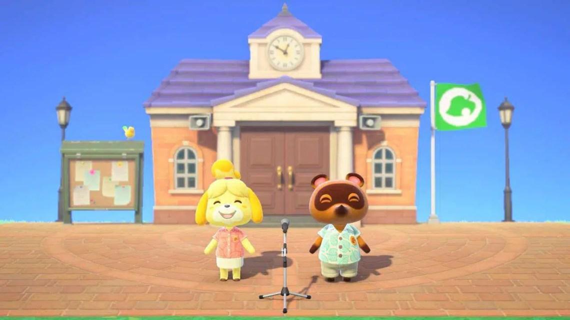 Animal Crossing: Como fazer backup de seus novos horizontes Salvar dados