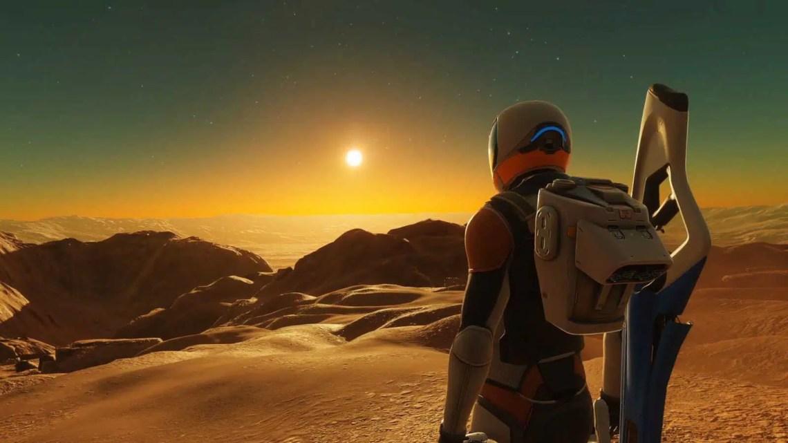 New Elite: Dangerous – Odyssey Dev Diary revela mais da escala de expansão