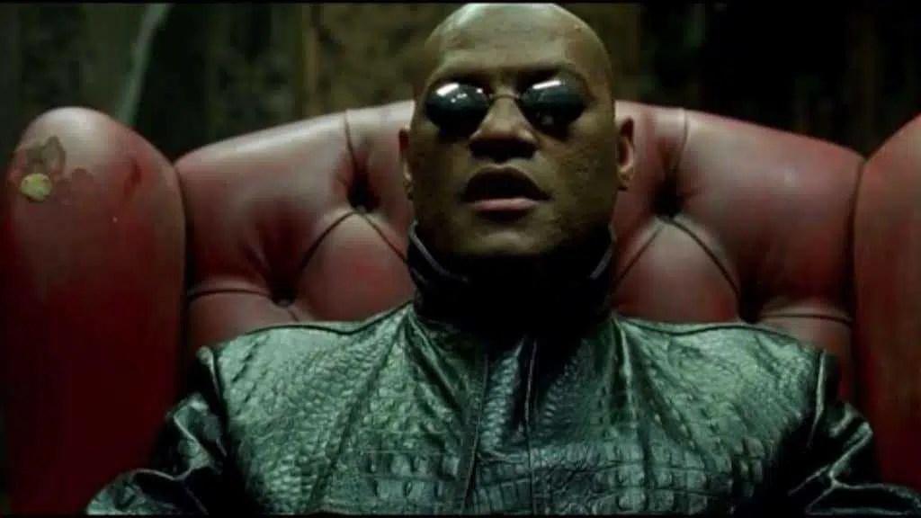 Laurence Fishburne não voltará para Matrix 4
