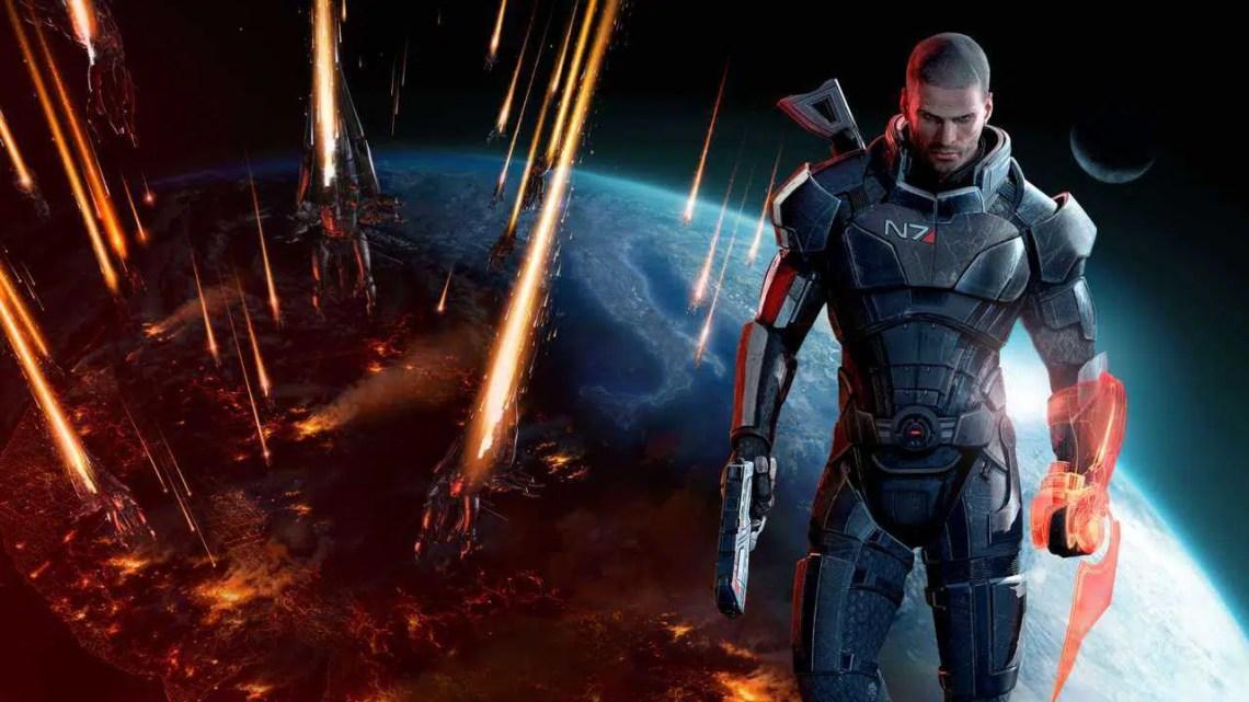 Mass Effect Trilogy Remasterizado Spotted no Retailer
