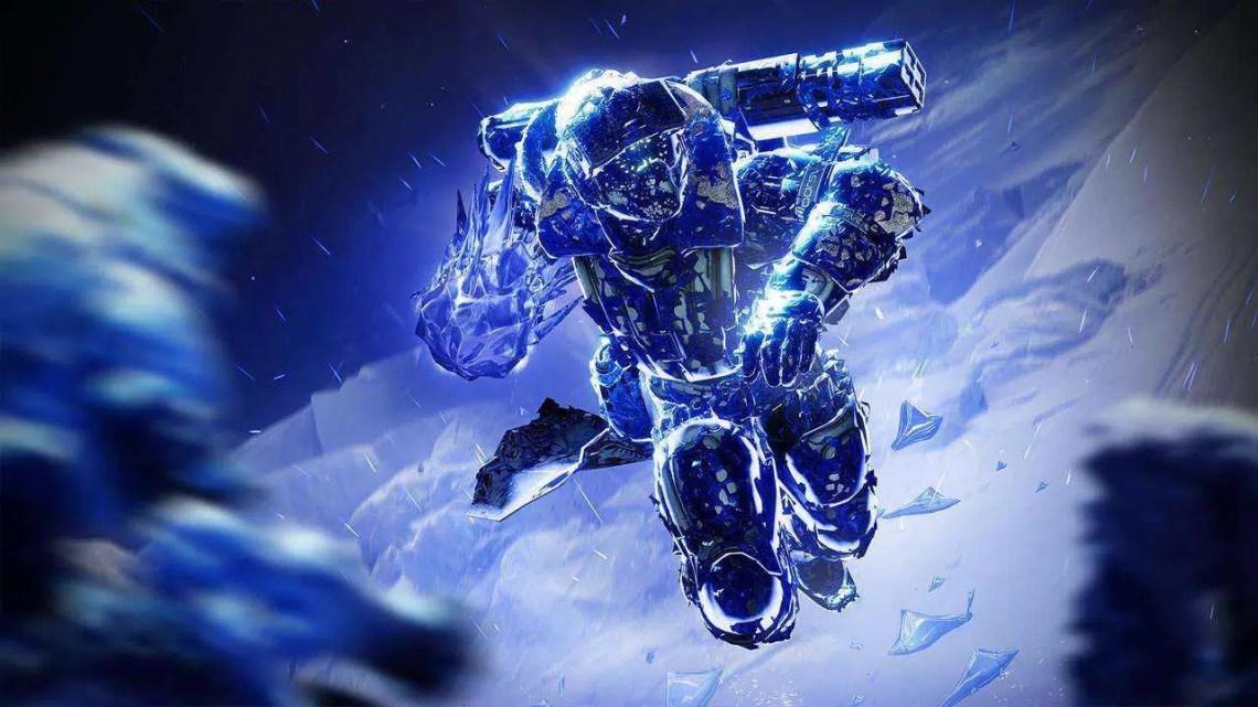 Destiny 2: a nova subclasse Titan do Beyond Light transforma você em uma bola de demolição