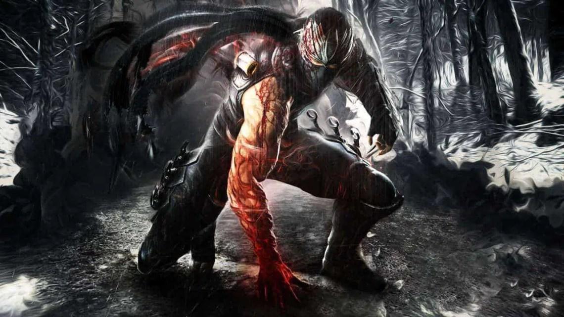 Trilogia Ninja Gaiden para PS4 e switch listado pelo varejista