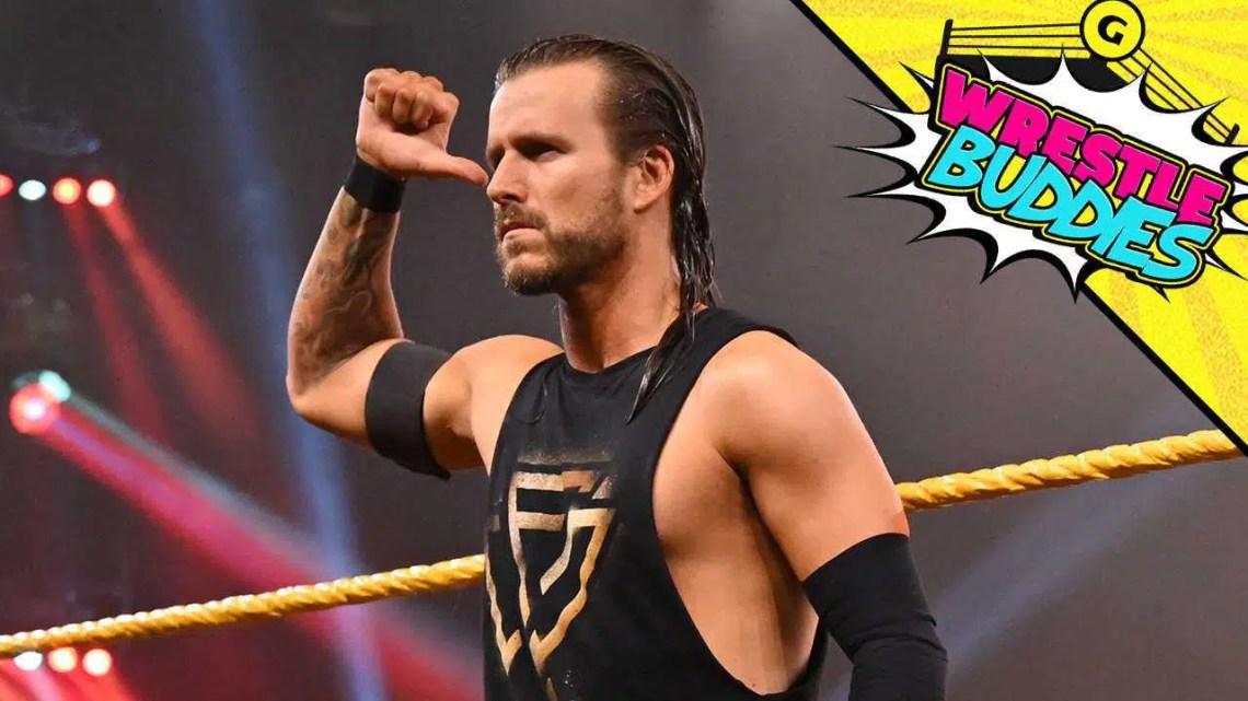 Adam Cole da WWE fala sobre NXT e Up Up Down Down Goals, The Shockmaster e muito mais    Wrestle Buddies – Episódio 19