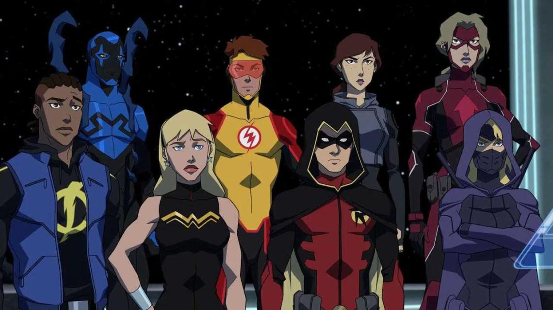 4ª temporada do DC's Young Justice: título oficial, detalhes do enredo e arte-chave revelados