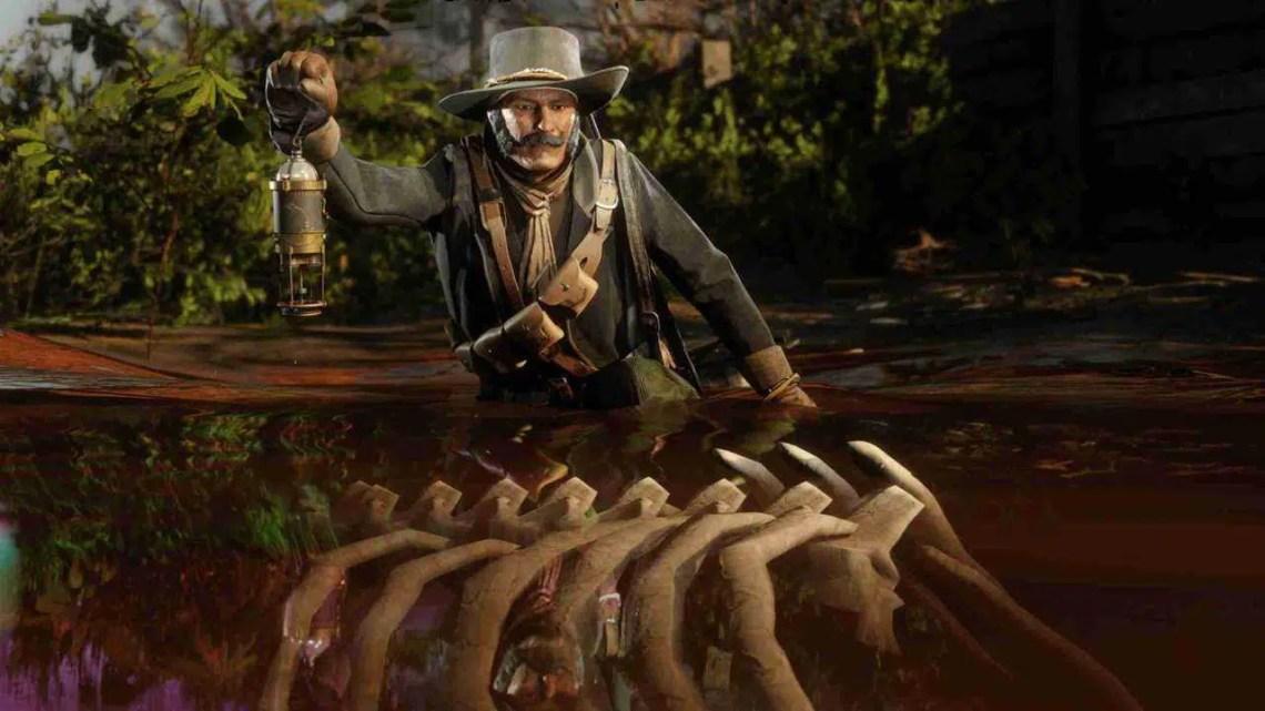 Atualização online do Red Dead desta semana: Novos Rams lendários