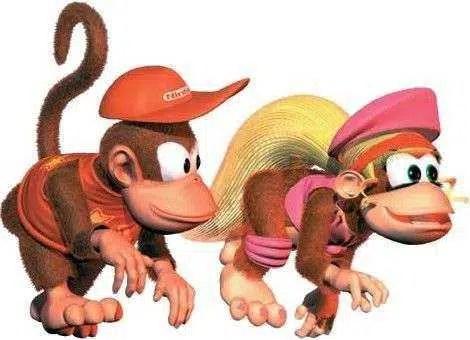 Donkey Kong Country 2 está finalmente chegando para mudar para online junto com outros novos jogos SNES / NES