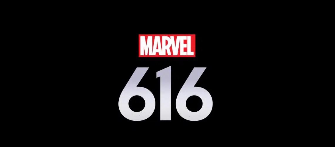 Anunciada a data de estreia do programa Marvel 616