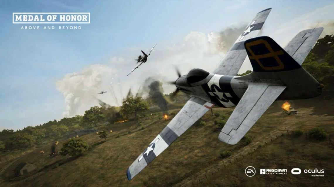 Medal of Honor: Above and Beyond define uma data de lançamento para dezembro