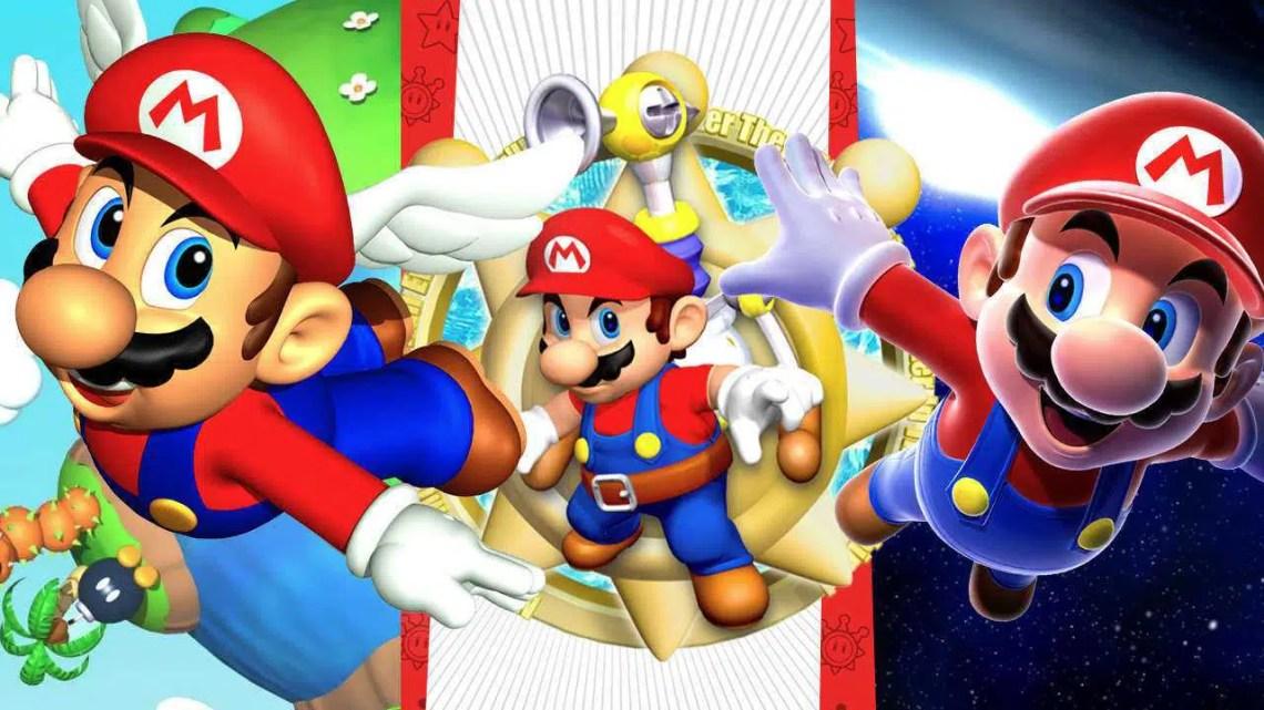 Super Mario 3D All-Stars teve uma grande estreia no Reino Unido