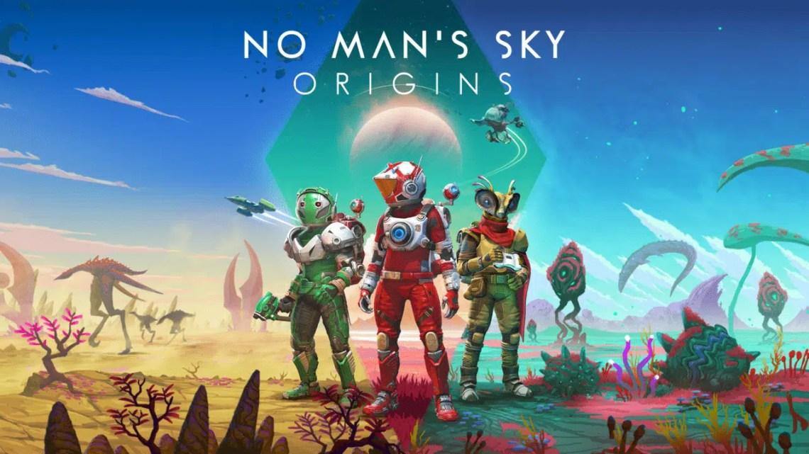 No Man's Sky chegará à versão 3.0 com a atualização das origens de expansão do universo