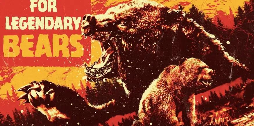 Red Dead Redemption 2 online adiciona ursos lendários esta semana para caçar