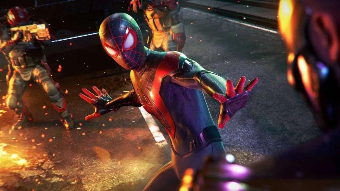 Homem-Aranha do PS5: atualização remasterizada não será gratuita para proprietários de PS4