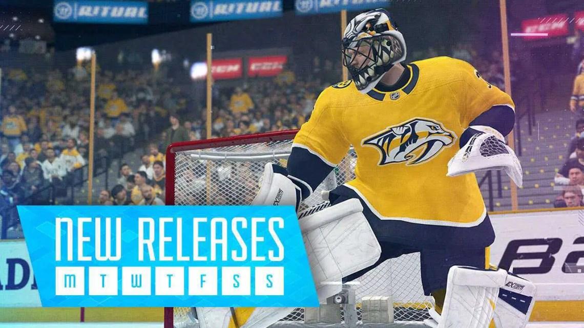 Principais lançamentos de novos jogos no Switch, PS4, Xbox One e PC esta semana – 11 a 17 de outubro de 2020