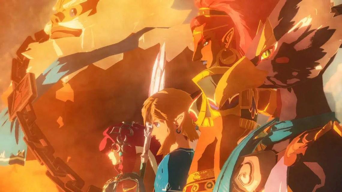 Hyrule Warriors: Age Of Calamity Demo lançado agora, carrega o jogo completo