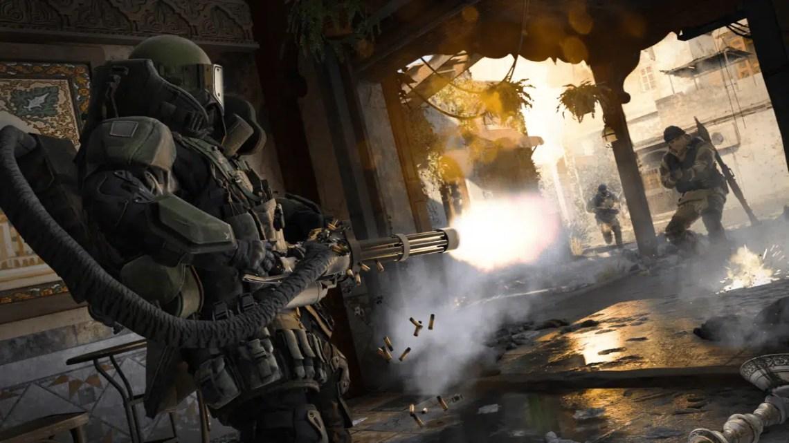 Para combater o enorme tamanho do arquivo do PC, Call Of Duty: Modern Warfare está adicionando novas opções de desinstalação
