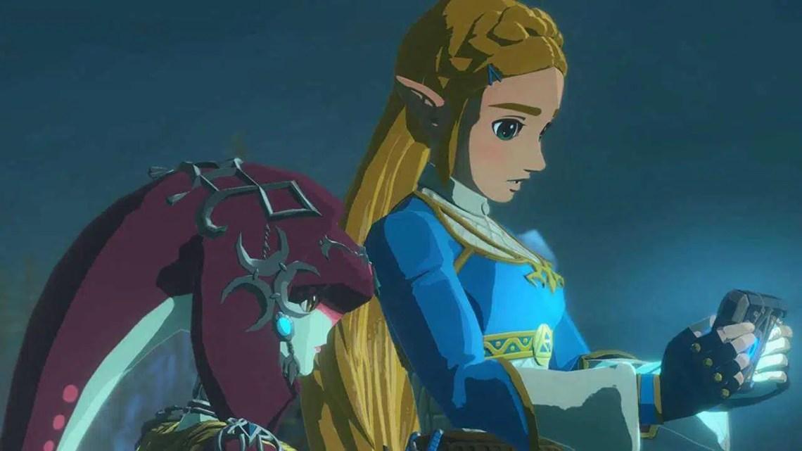 Hyrule Warriors: Age Of Calamity tem um mapa muito semelhante ao de Zelda: Breath Of The Wild's
