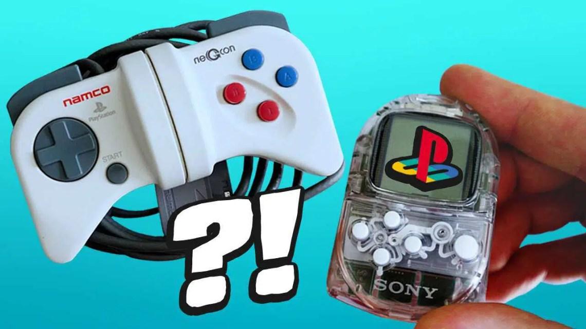 5 acessórios PlayStation que você esqueceu