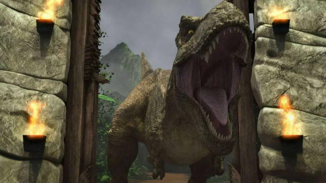 Trailer da segunda temporada do Jurassic Park Camp Cretaceous mantém as crianças em perigo
