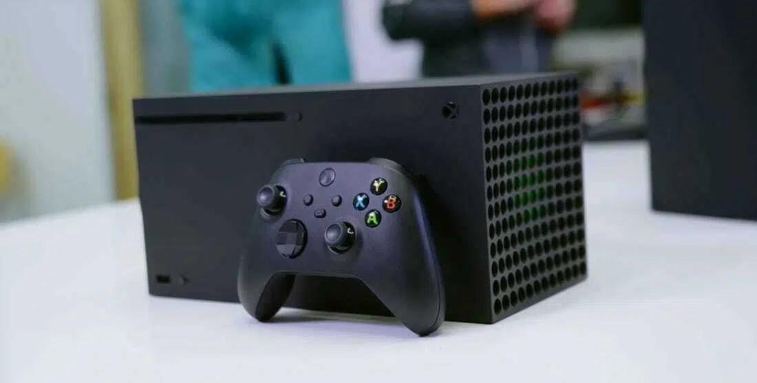 Xbox Series X já está sendo retirado da caixa por algumas pessoas