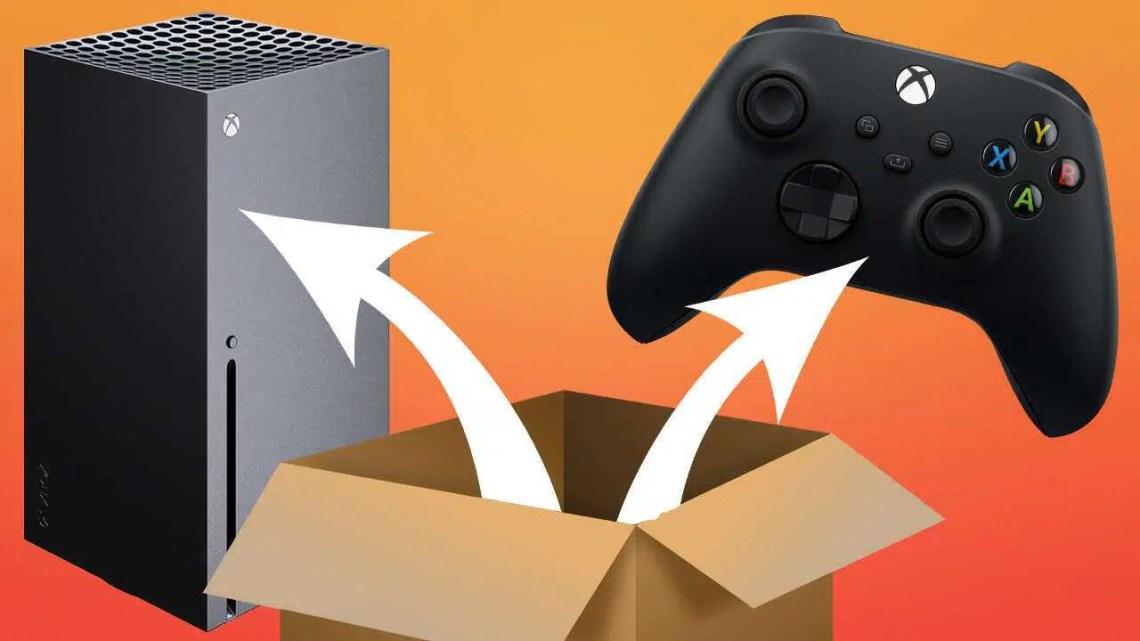 Vídeo de Unboxing do Xbox Series X é exibido |  Estado salvo