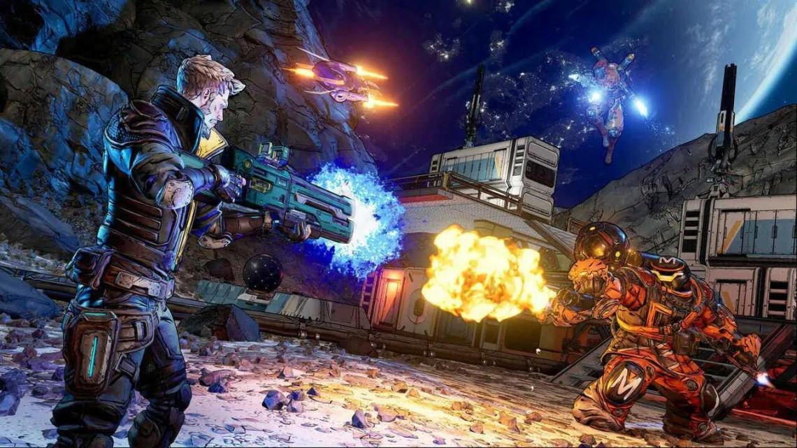 Versões Borderlands 3 PS5 e Xbox Series X / S estarão disponíveis no lançamento da próxima geração