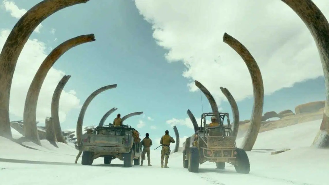 Chega o primeiro trailer de Monster Hunters, dê uma olhada