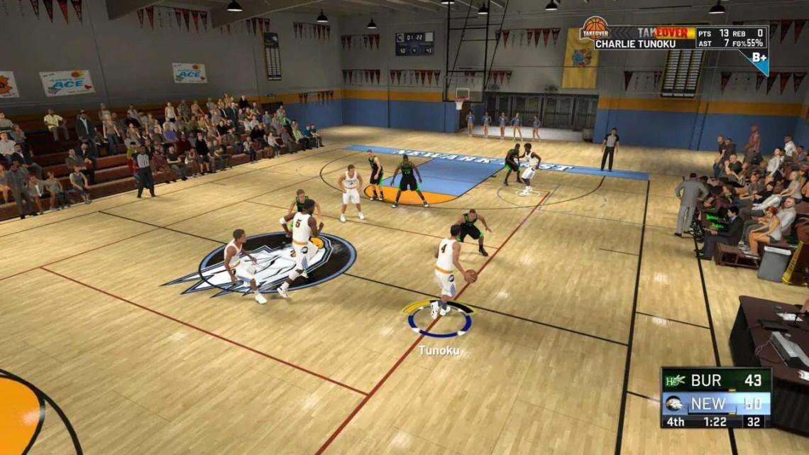 Melhorias no NBA 2K21 PS5, suporte ao controlador DualSense detalhado