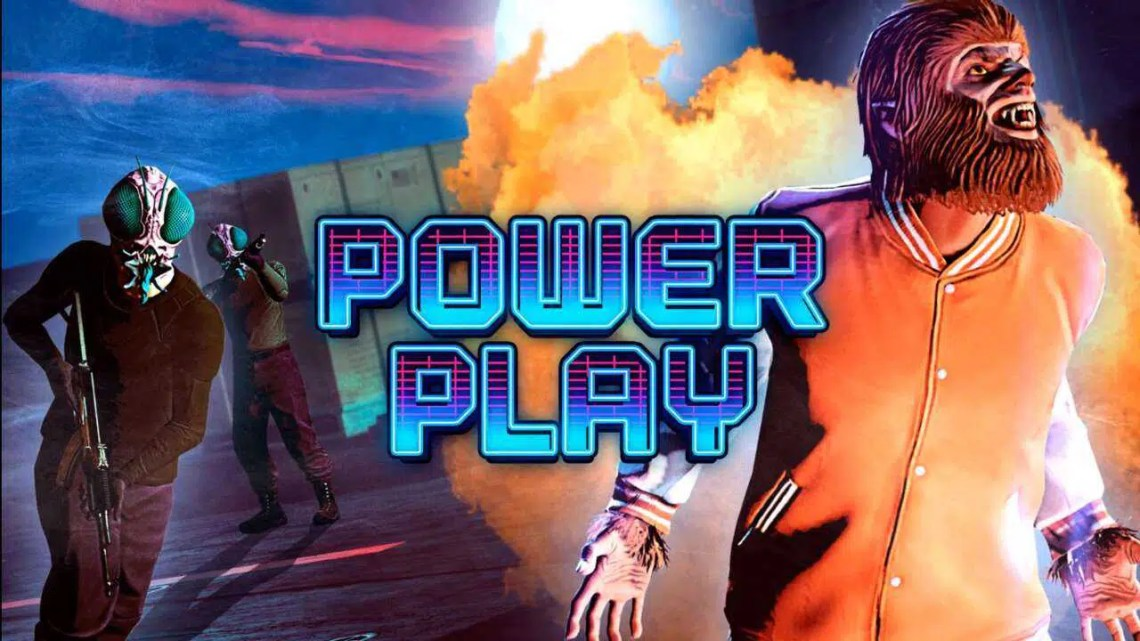 GTA 5 online está triplicando as recompensas do Power Play esta semana