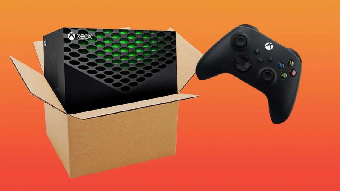 Xbox Series X Unboxing – Cibersistemas