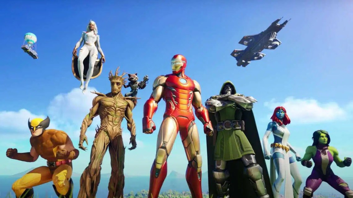 Guia do Desafio Fortnite Marvel: Como completar desafios de super-heróis facilmente