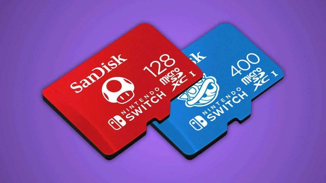 Promoção Early Black Friday: Consiga um cartão de memória Nintendo Switch de forma barata