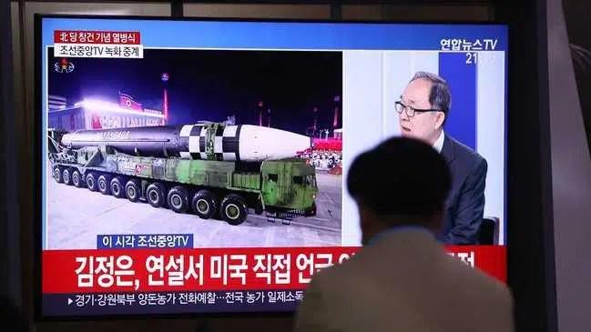 O míssil 'monstro' de Kim Jong-un pode sobrecarregar os sistemas de defesa